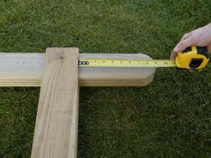 measuring overhang