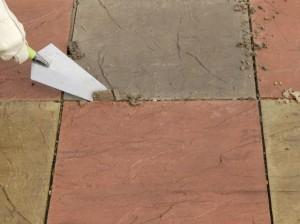 removing mortar