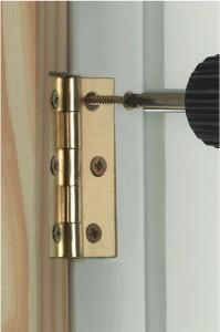 Fitting doors