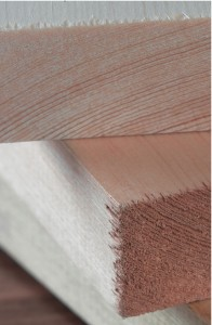 Natural finishes such as stain, varnish, oil and wax