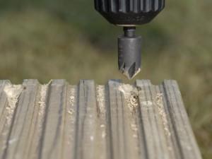 countersink screws for decking
