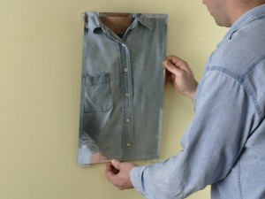 hanging a mirror