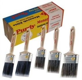 Purdy brush set