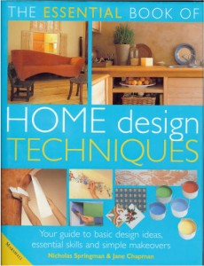 Home Design Techniques Book