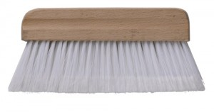 Paper-hanging brush