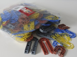 Assorted pack of shims