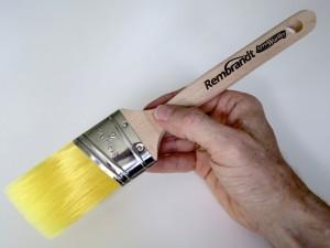 Rembrandt long handle