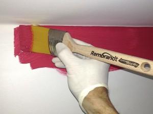 Rembrandt sash brush